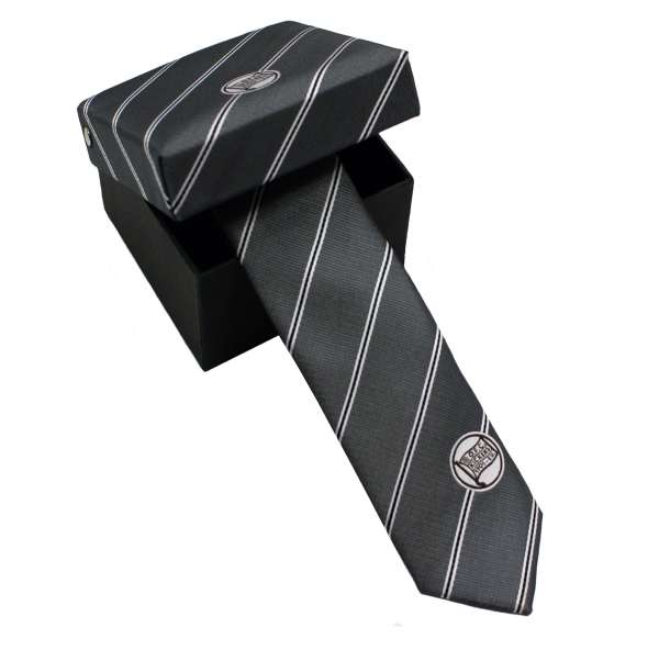 """Krawatte """"Grau"""""""