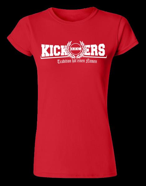 """Damen T-Shirt """"Kickers"""""""
