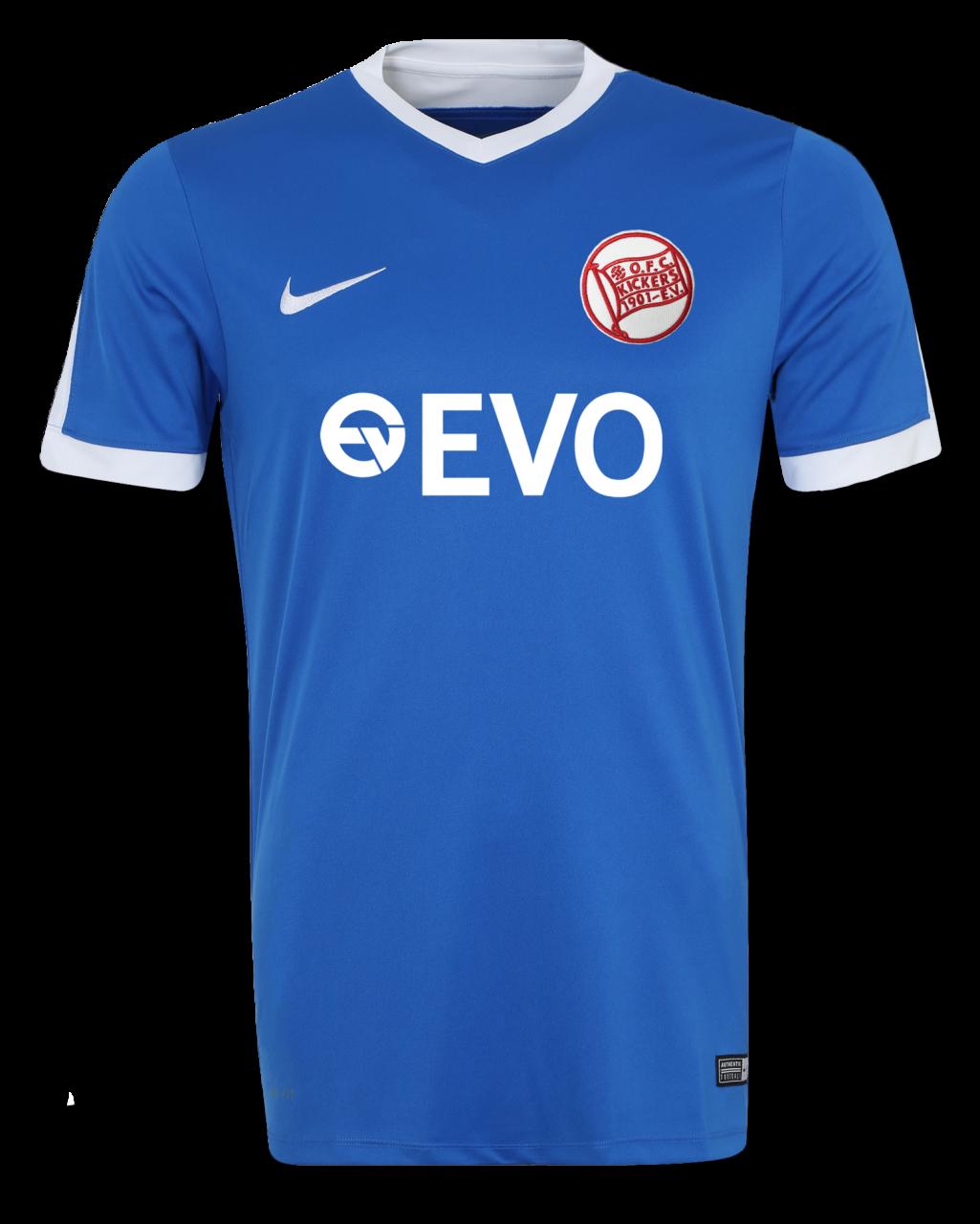 "Nike Torwarttrikot ""Blau"""