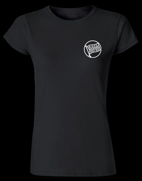 "Damen T-Shirt ""Logo"""