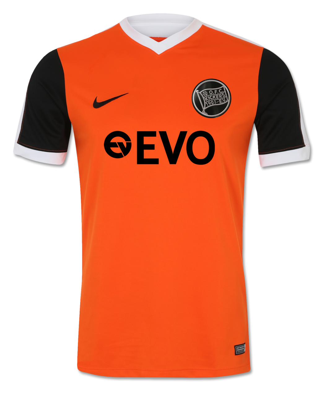 "Nike Torwarttrikot ""Orange"""