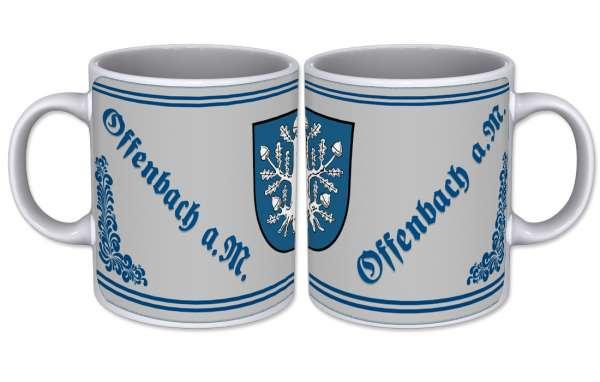 """Kaffeebecher """"Offenbach"""""""