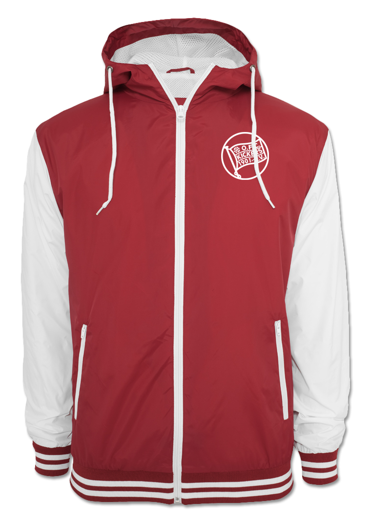 "Windbreaker ""University"""