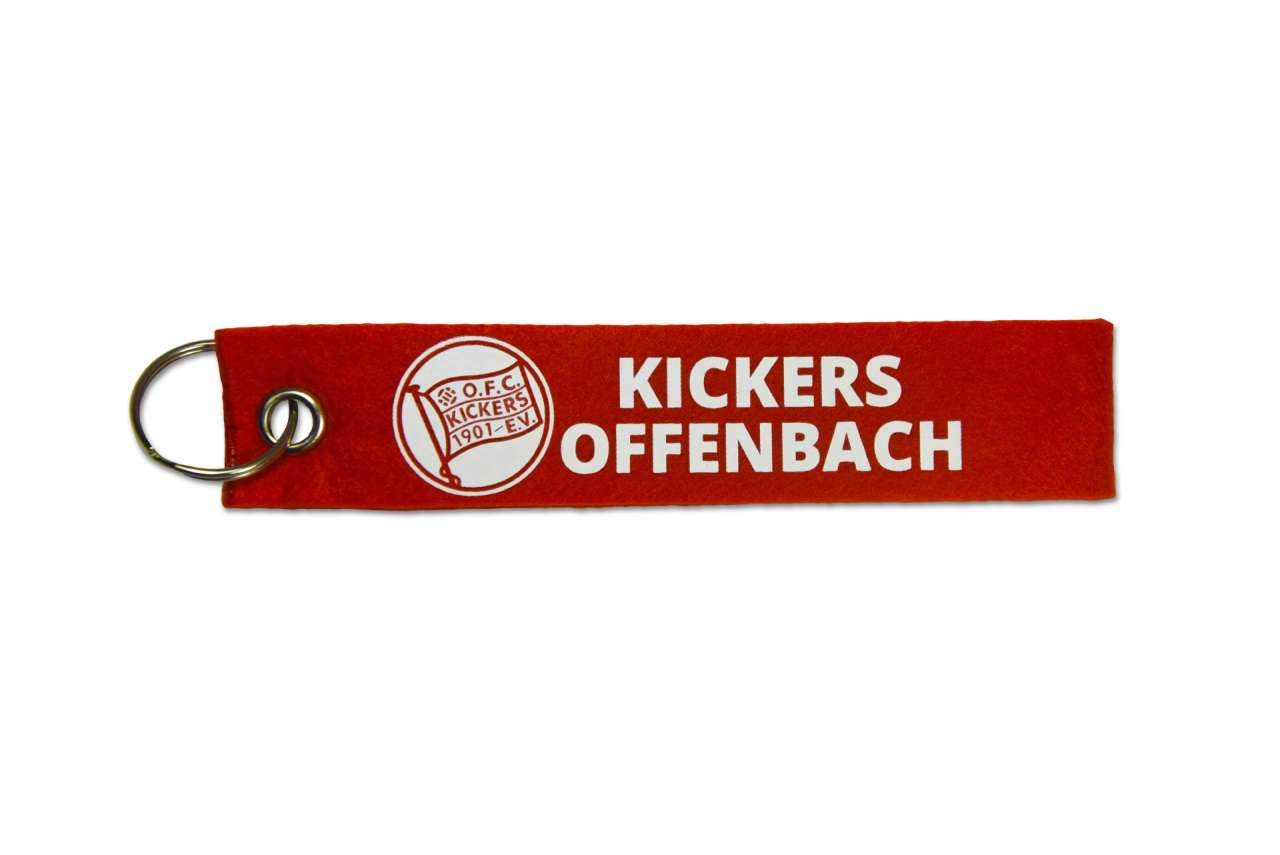 """Filzanhänger """"Kickers"""""""