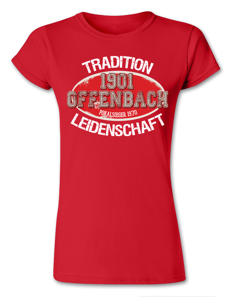 "Damen T-Shirt ""Tradition"""