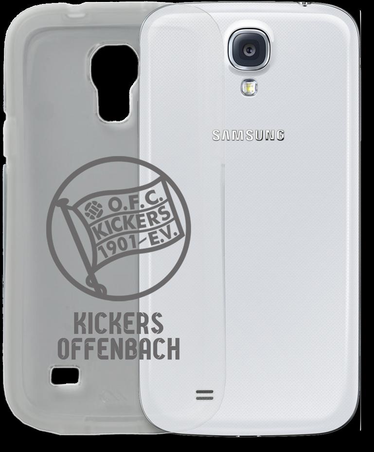 """Silikoncover """"Samsung S4"""""""