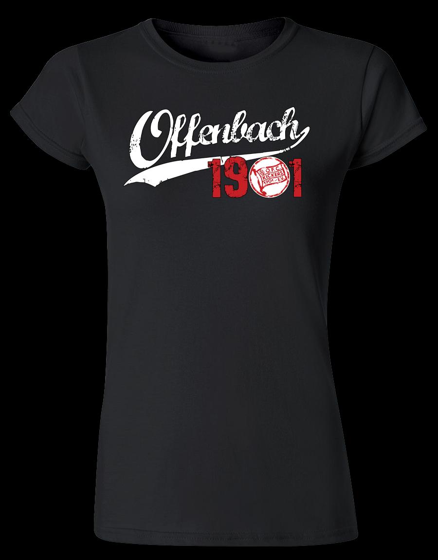 """Damen T-Shirt """"Offenbach"""""""