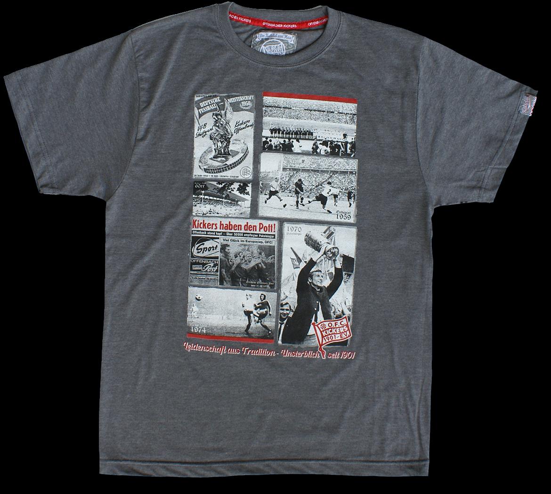 "T-Shirt ""History"""
