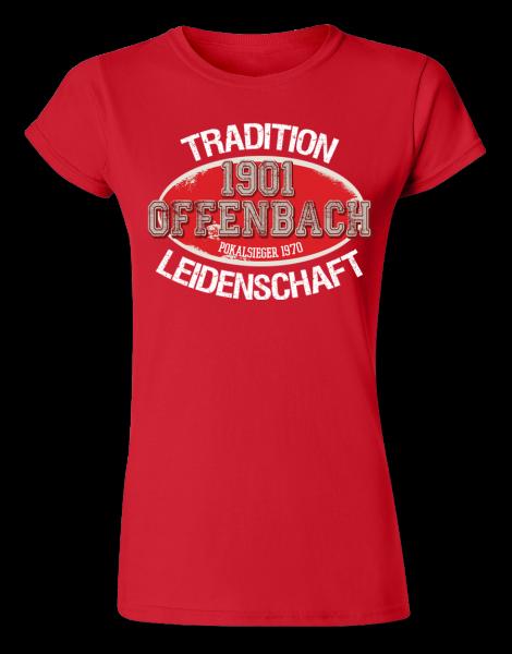 "Damen T-Shirt ""Tradition"""