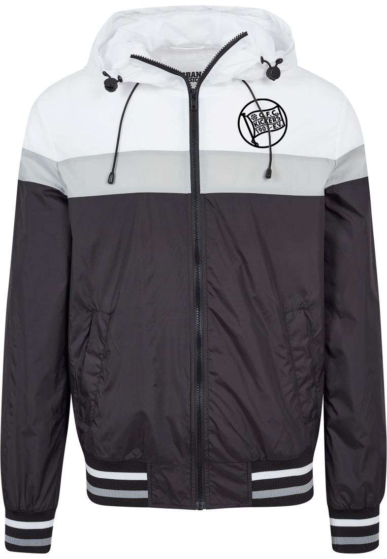 "Windbreaker ""Striped"""