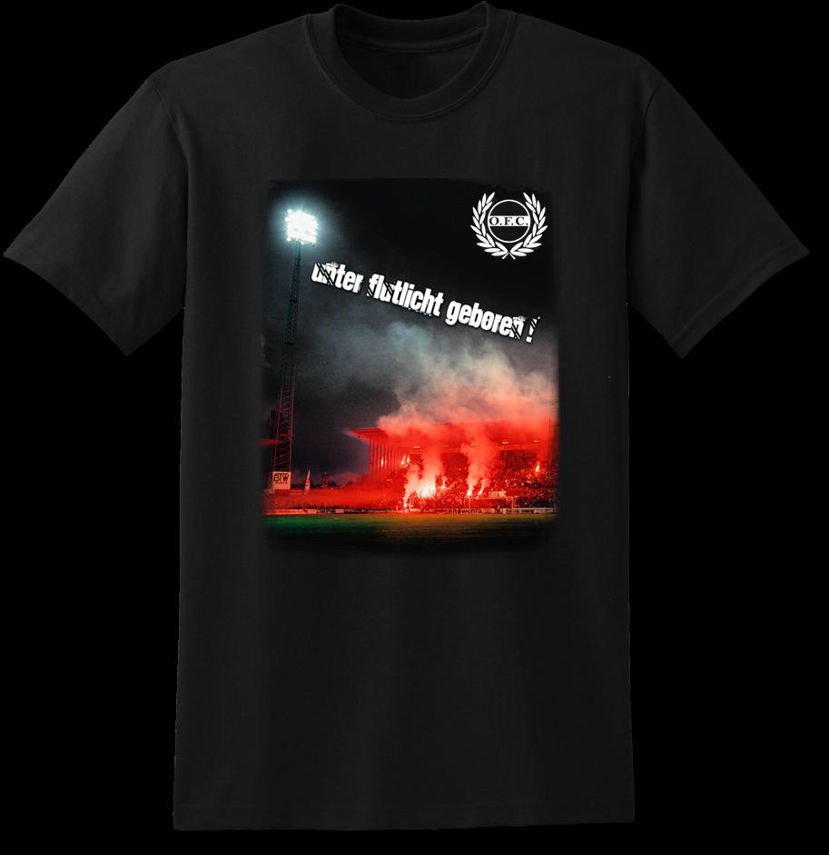 """T-Shirt """"Flutlicht"""""""