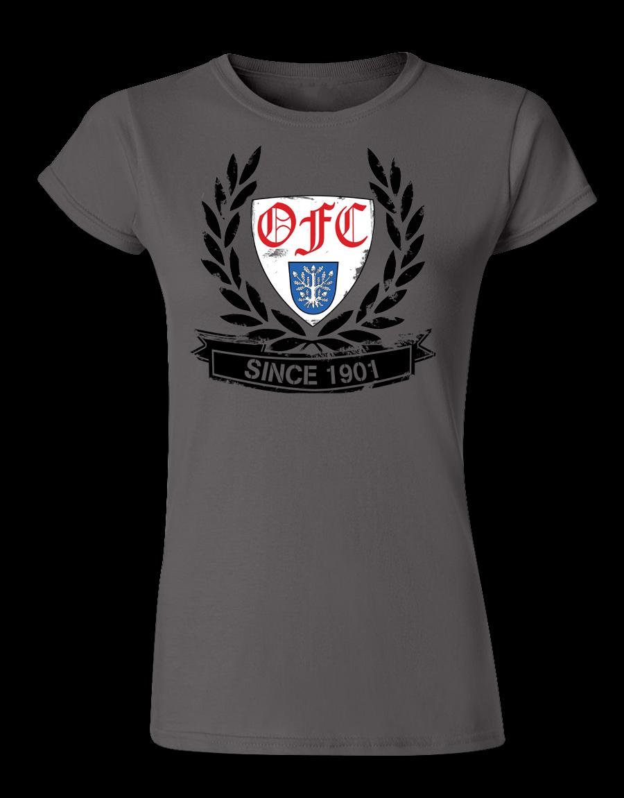 """Damen T-Shirt """"Kranz"""""""