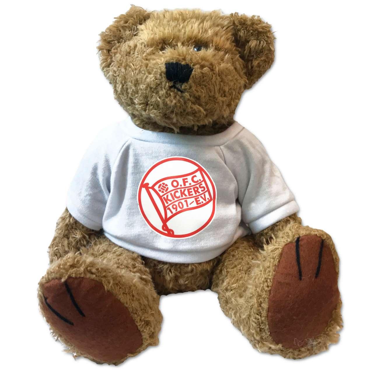 Kickers-Teddybär