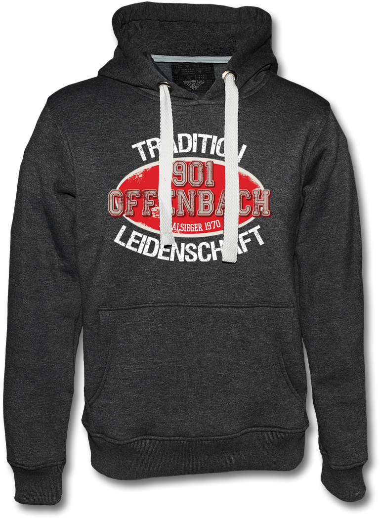 "Premium Hoodie ""Tradition"""