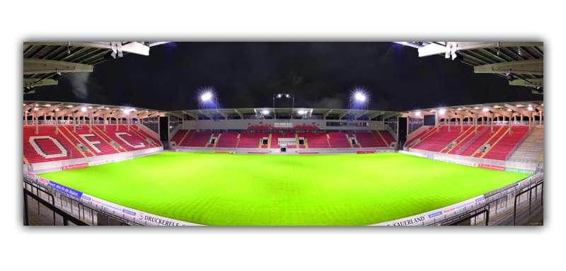 """Panoramaposter """"Stadion"""""""