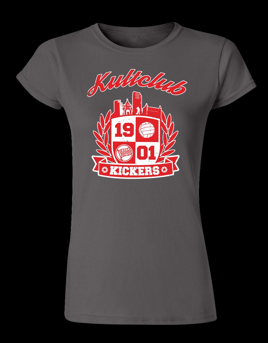 "Damen T-Shirt ""Kultclub"""