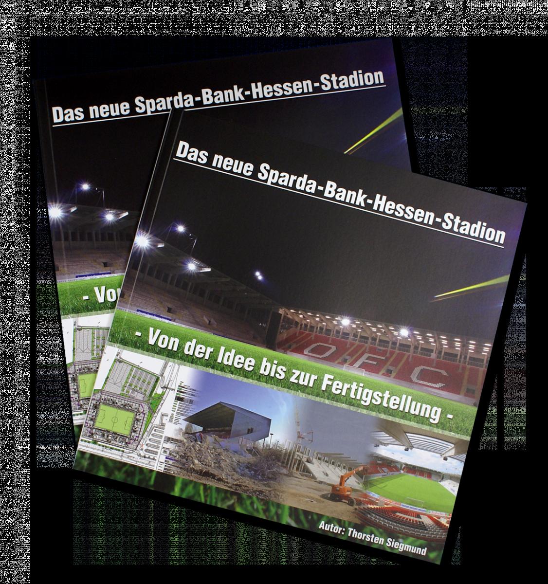 """Buch """"Das neue Stadion"""""""