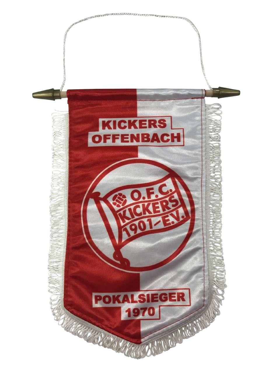 "Wimpel ""Pokalsieger 1970"""