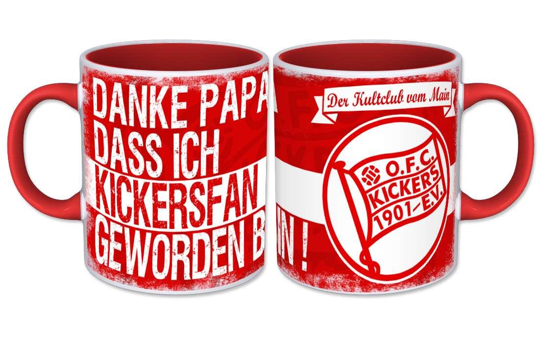 "Kaffeebecher ""Papa"""