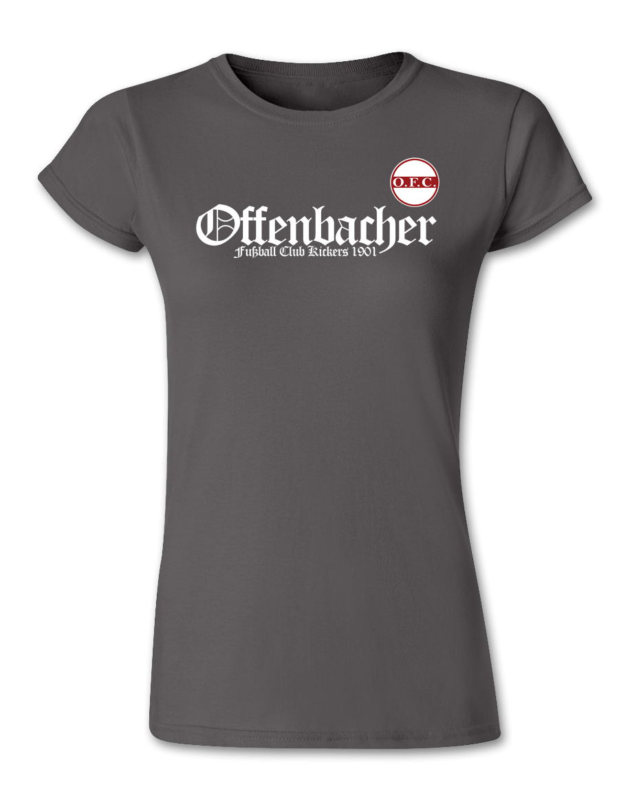 "Damen T-Shirt ""Oldschool"""
