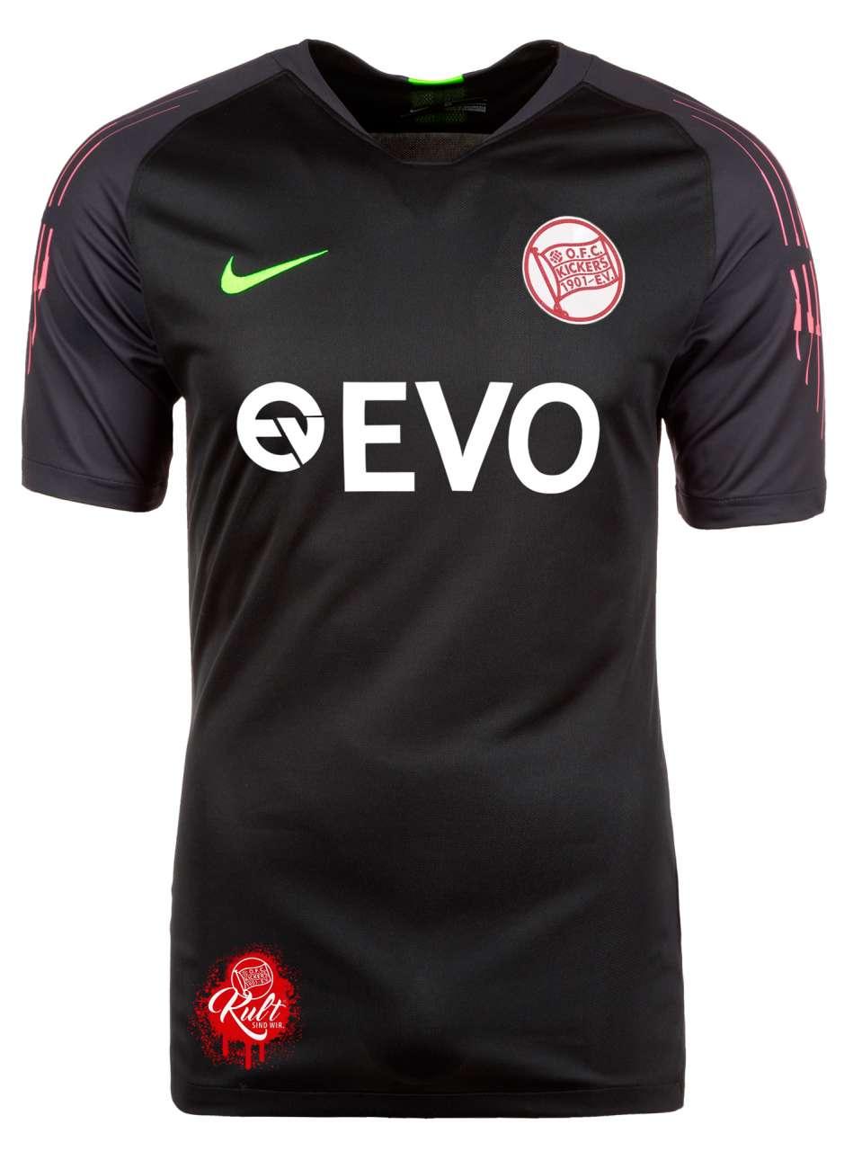 """Nike Torwarttrikot """"Schwarz"""" 18/19"""