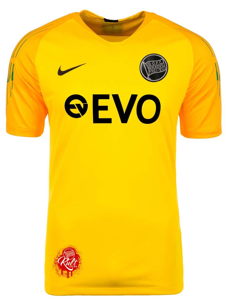 "Nike Torwarttrikot ""Gelb"" 18/19"